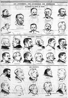 Caricatures From Rennes